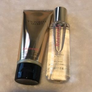 Dream Angels Heavenly Mist and Lotion Set